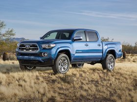 Ver foto 10 de Toyota Tacoma Limited Double Cab 2015