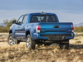 Ver foto 9 de Toyota Tacoma Limited Double Cab 2015