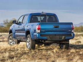 Ver foto 9 de Toyota Tacoma Limited Double Cab 2015