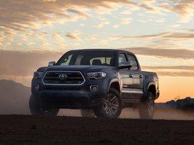 Ver foto 8 de Toyota Tacoma Limited Double Cab 2015