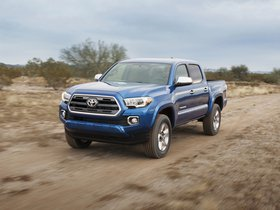 Ver foto 7 de Toyota Tacoma Limited Double Cab 2015