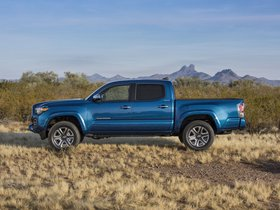 Ver foto 6 de Toyota Tacoma Limited Double Cab 2015