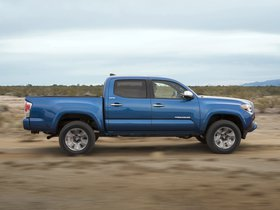 Ver foto 5 de Toyota Tacoma Limited Double Cab 2015