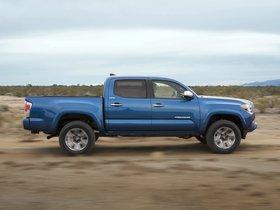 Ver foto 5 de Toyota Tacoma Limited Double Cab 2015