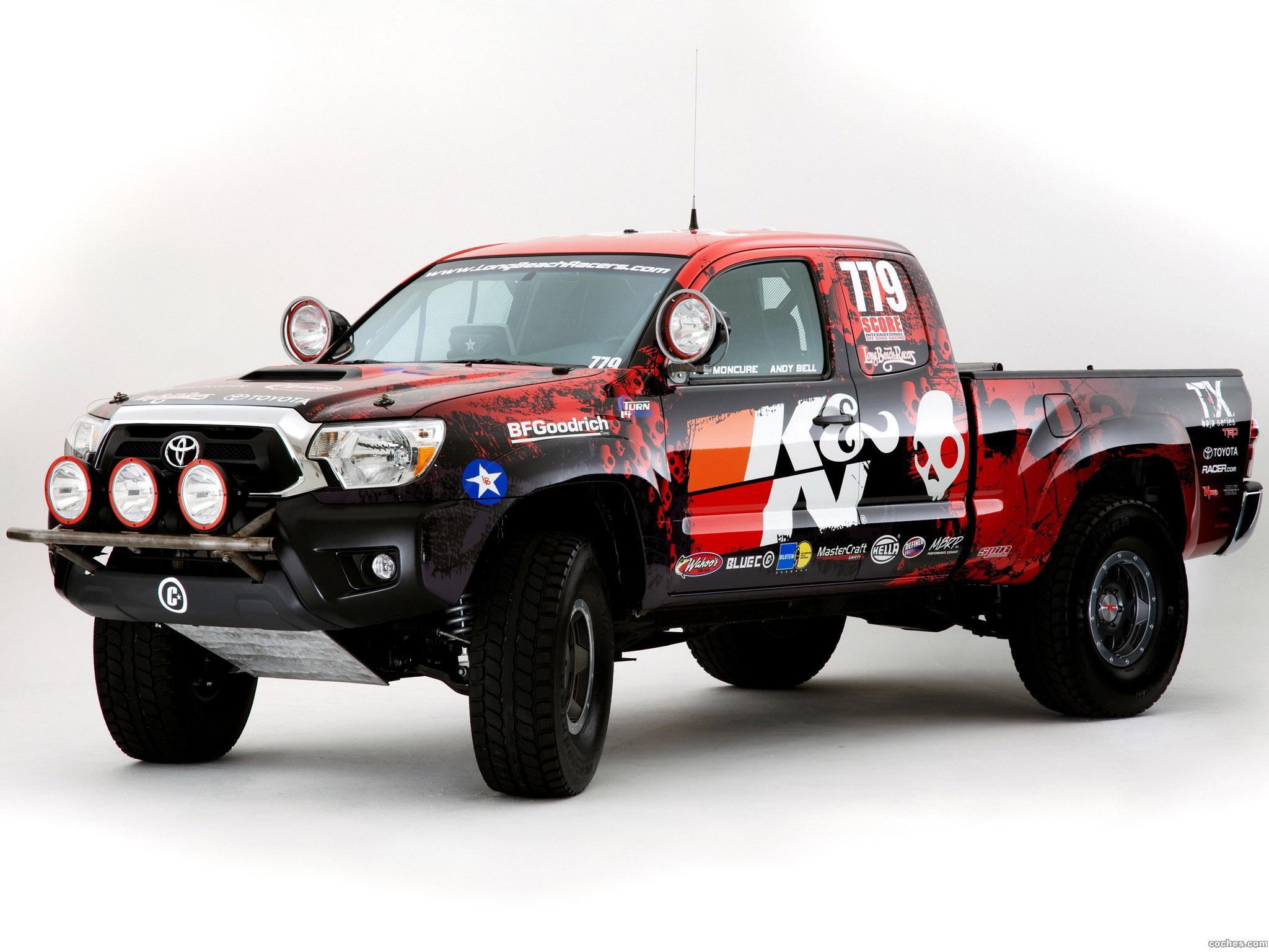 Foto 0 de Toyota Tacoma Long Beach Racers 2011