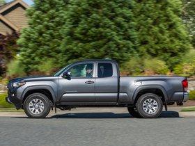 Ver foto 2 de Toyota Tacoma SR5 Access Cab 2015