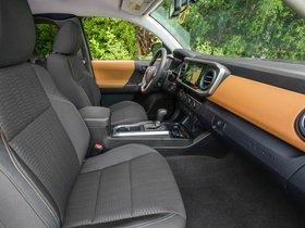 Ver foto 13 de Toyota Tacoma SR5 Access Cab 2015