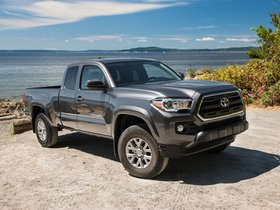 Ver foto 10 de Toyota Tacoma SR5 Access Cab 2015