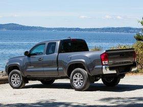 Ver foto 9 de Toyota Tacoma SR5 Access Cab 2015