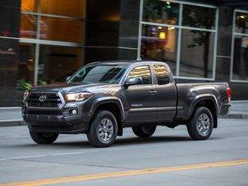 Ver foto 7 de Toyota Tacoma SR5 Access Cab 2015