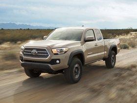 Ver foto 7 de Toyota Tacoma TRD Off Road Access Cab 2015