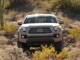 Ver foto 8 de Toyota Tacoma TRD Off Road Access Cab 2015