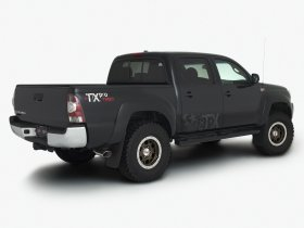 Ver foto 2 de Toyota Tacoma TX 2009