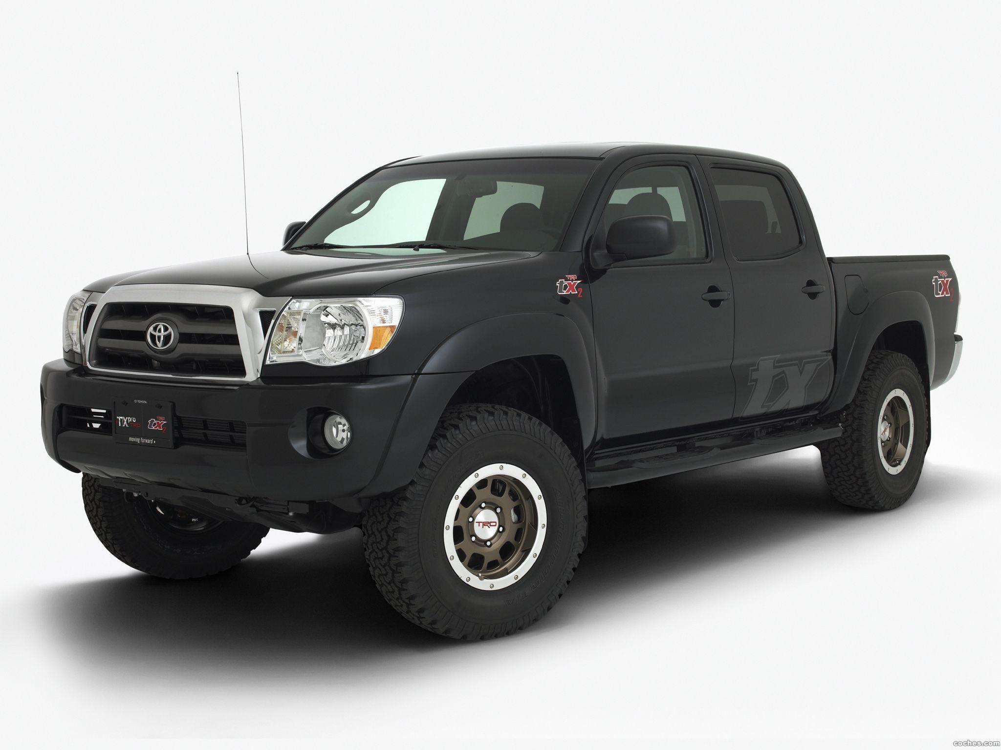 Foto 0 de Toyota Tacoma TX 2009