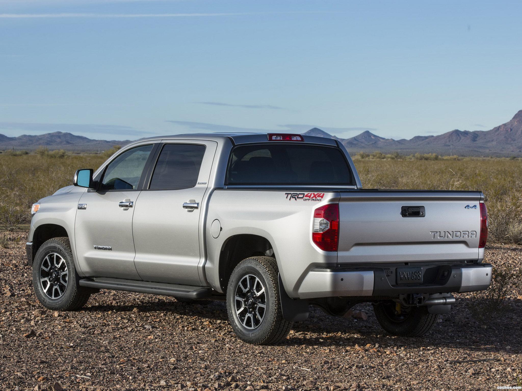 Foto 2 de Toyota Tundra CrewMax Limited 2013