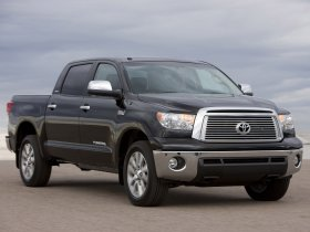 Fotos de Toyota Tundra CrewMax Platinum Package 2009