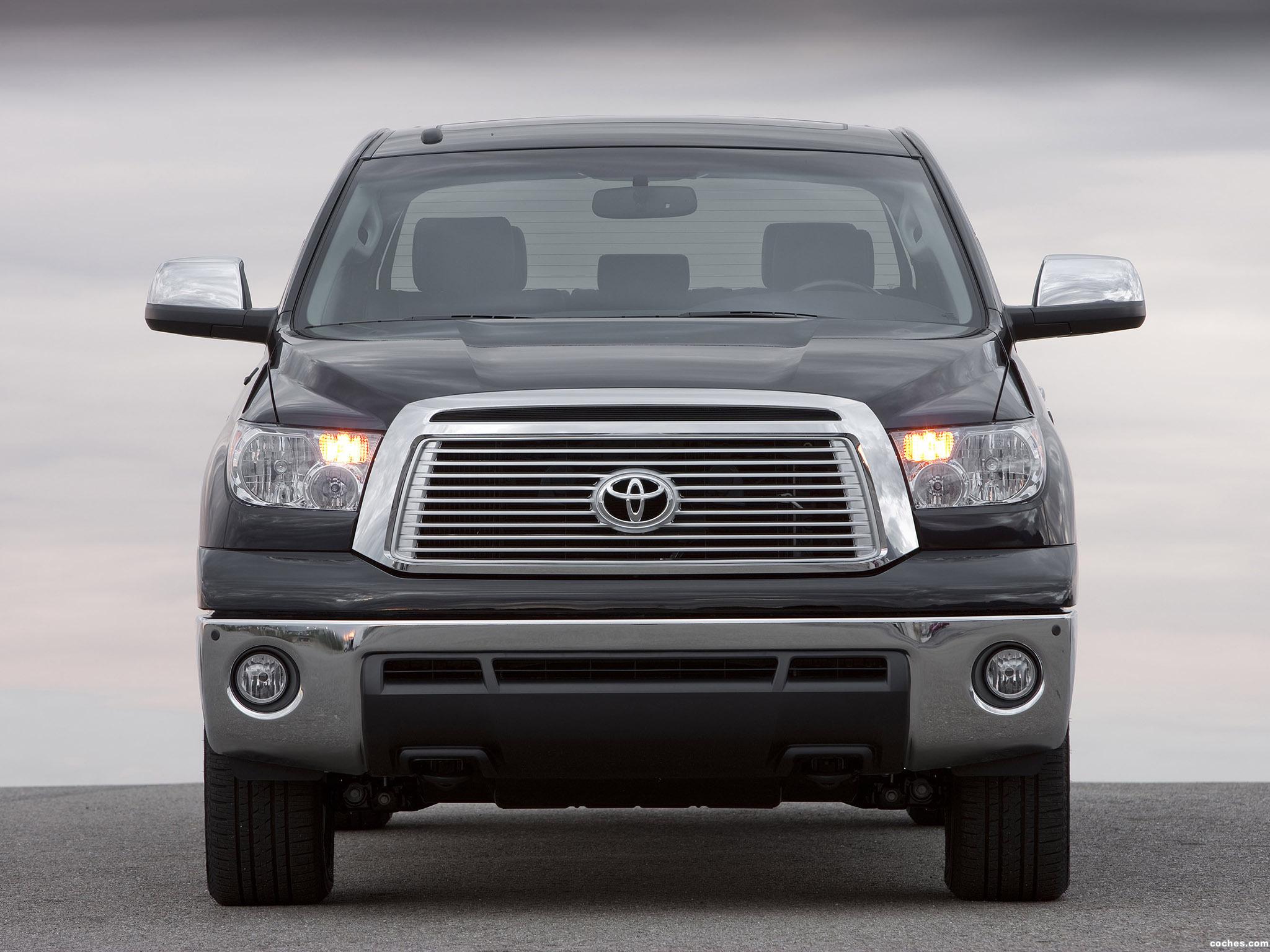 Foto 4 de Toyota Tundra CrewMax Platinum Package 2009