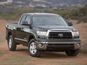 Ver foto 1 de Toyota Tundra Double Cab 2009