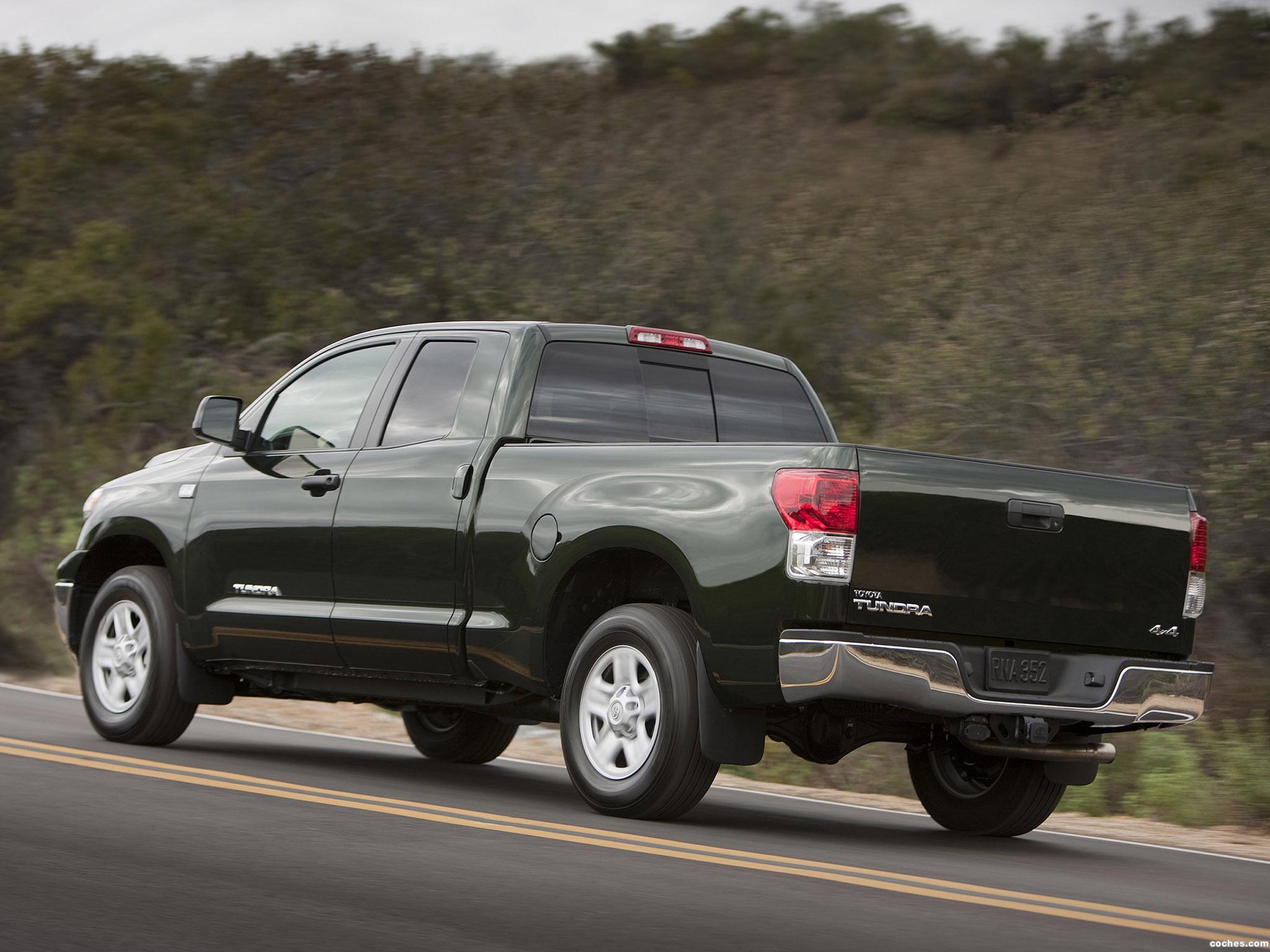 Foto 2 de Toyota Tundra Double Cab 2009