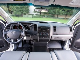 Ver foto 6 de Toyota Tundra Double Cab Work Truck Package 2009