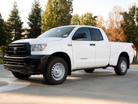 Fotos de Toyota Tundra Double Cab Work Truck Package 2009