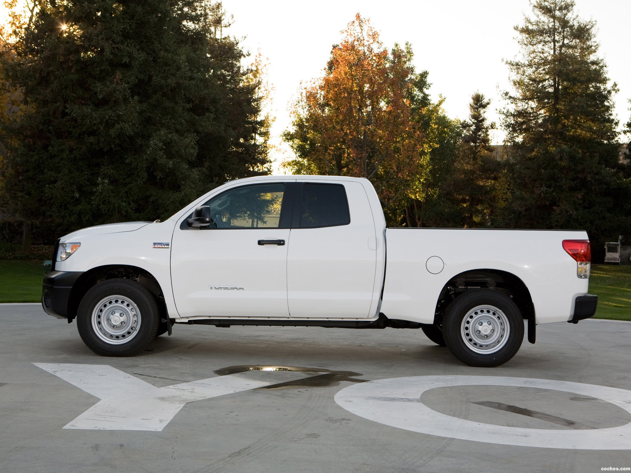Foto 3 de Toyota Tundra Double Cab Work Truck Package 2009