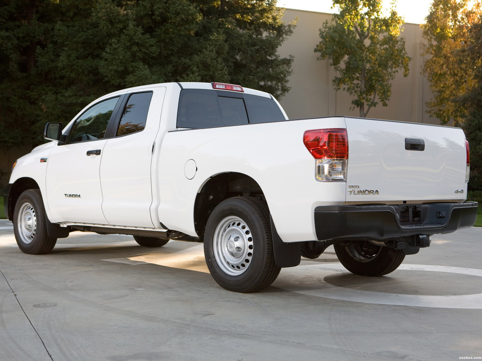 Foto 1 de Toyota Tundra Double Cab Work Truck Package 2009