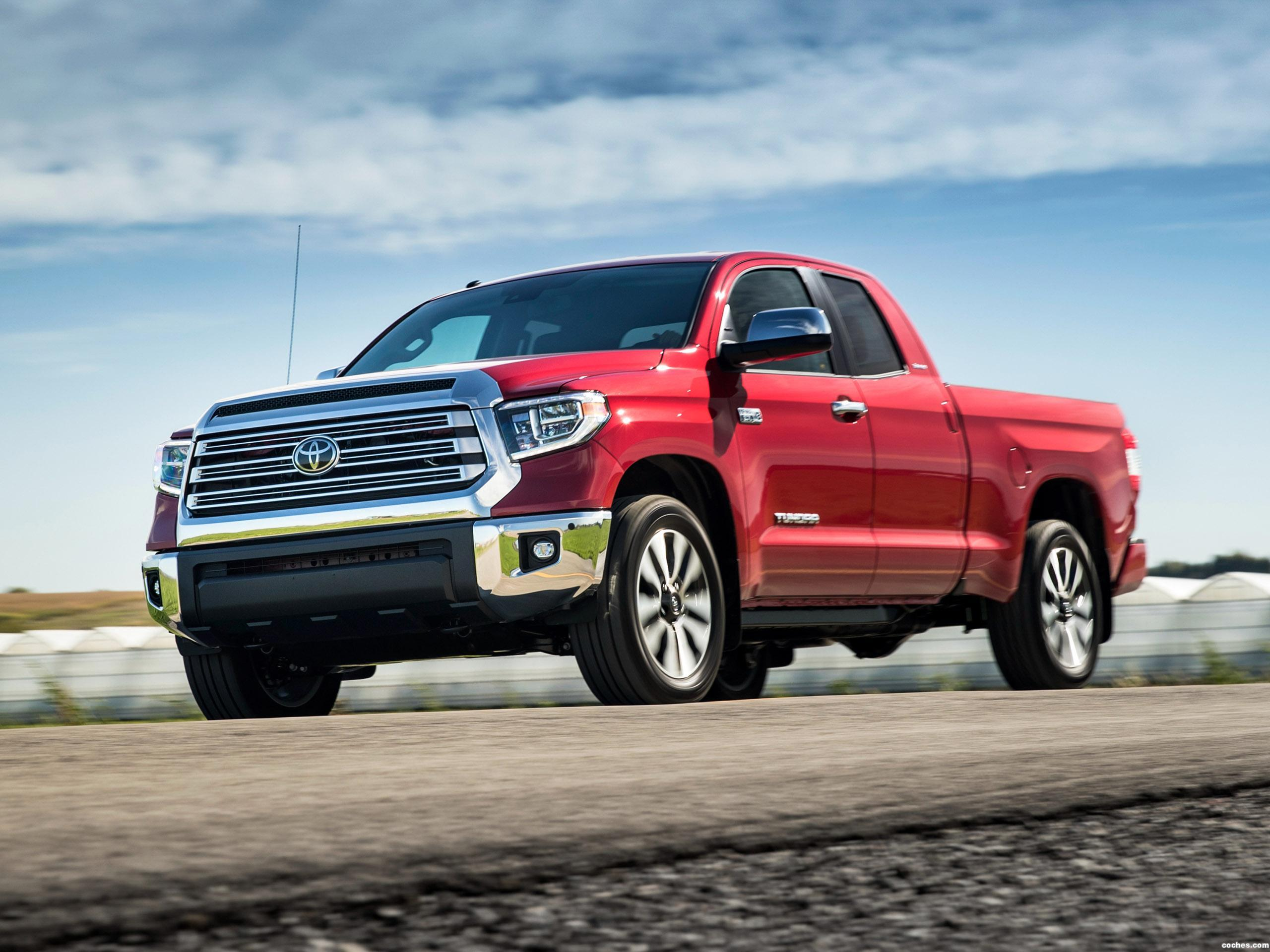 Foto 5 de Toyota Tundra Limited Double Cab  2017