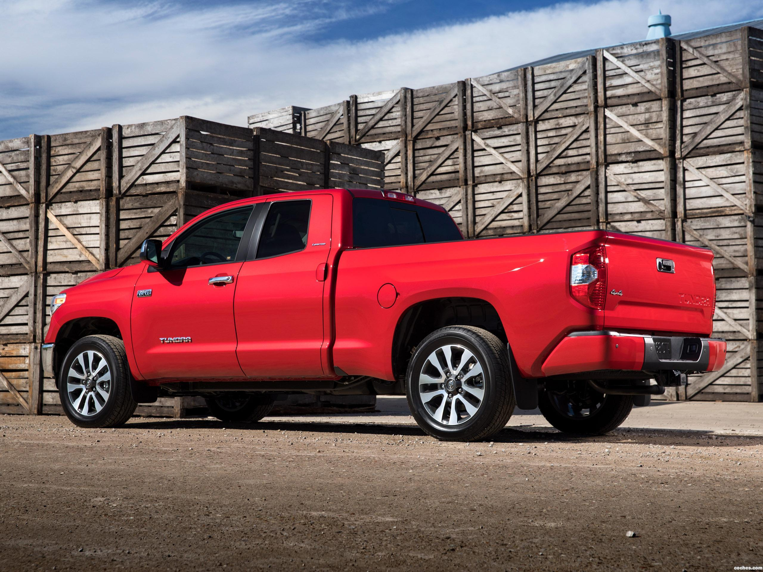 Foto 3 de Toyota Tundra Limited Double Cab  2017