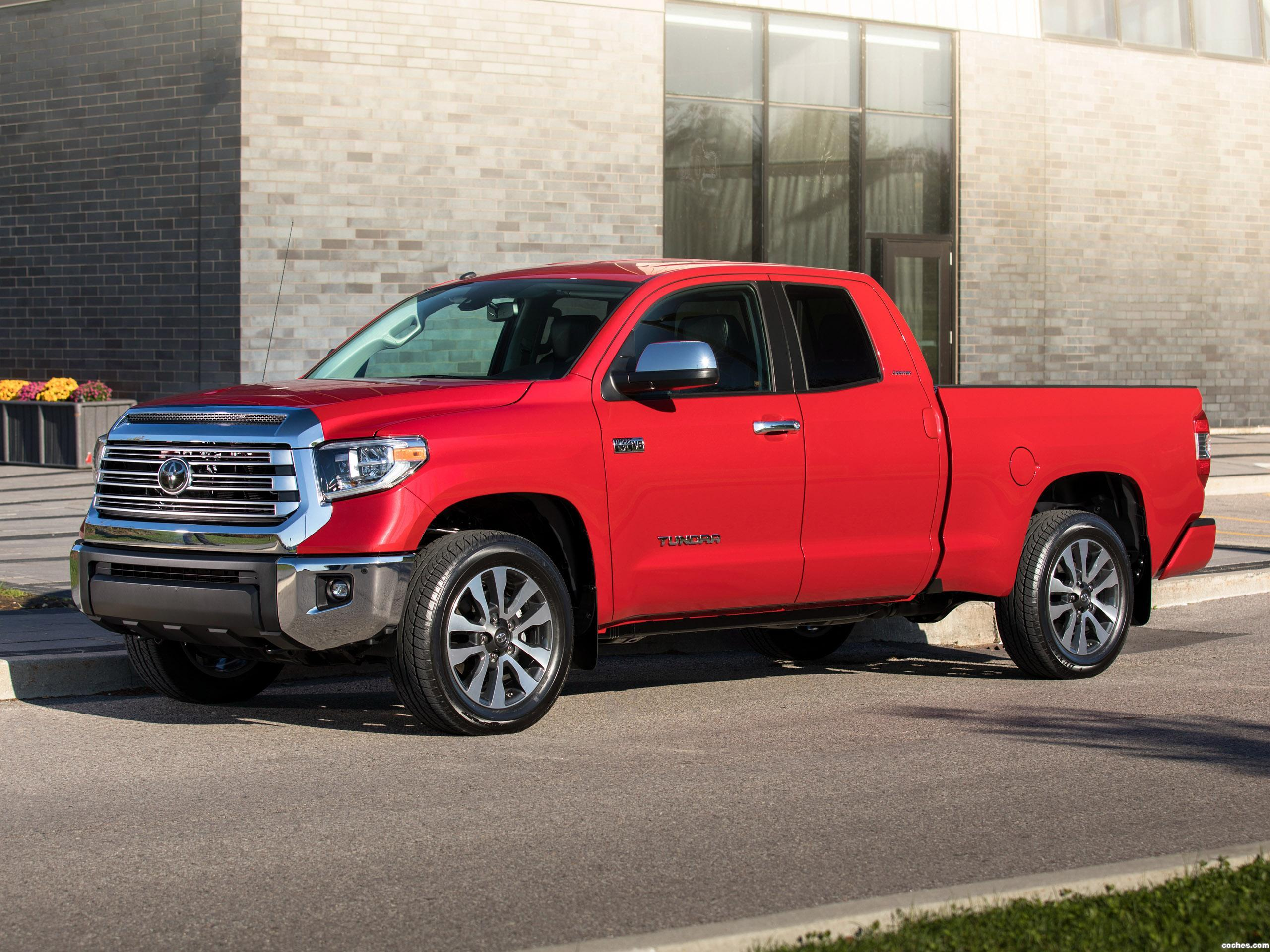 Foto 9 de Toyota Tundra Limited Double Cab  2017