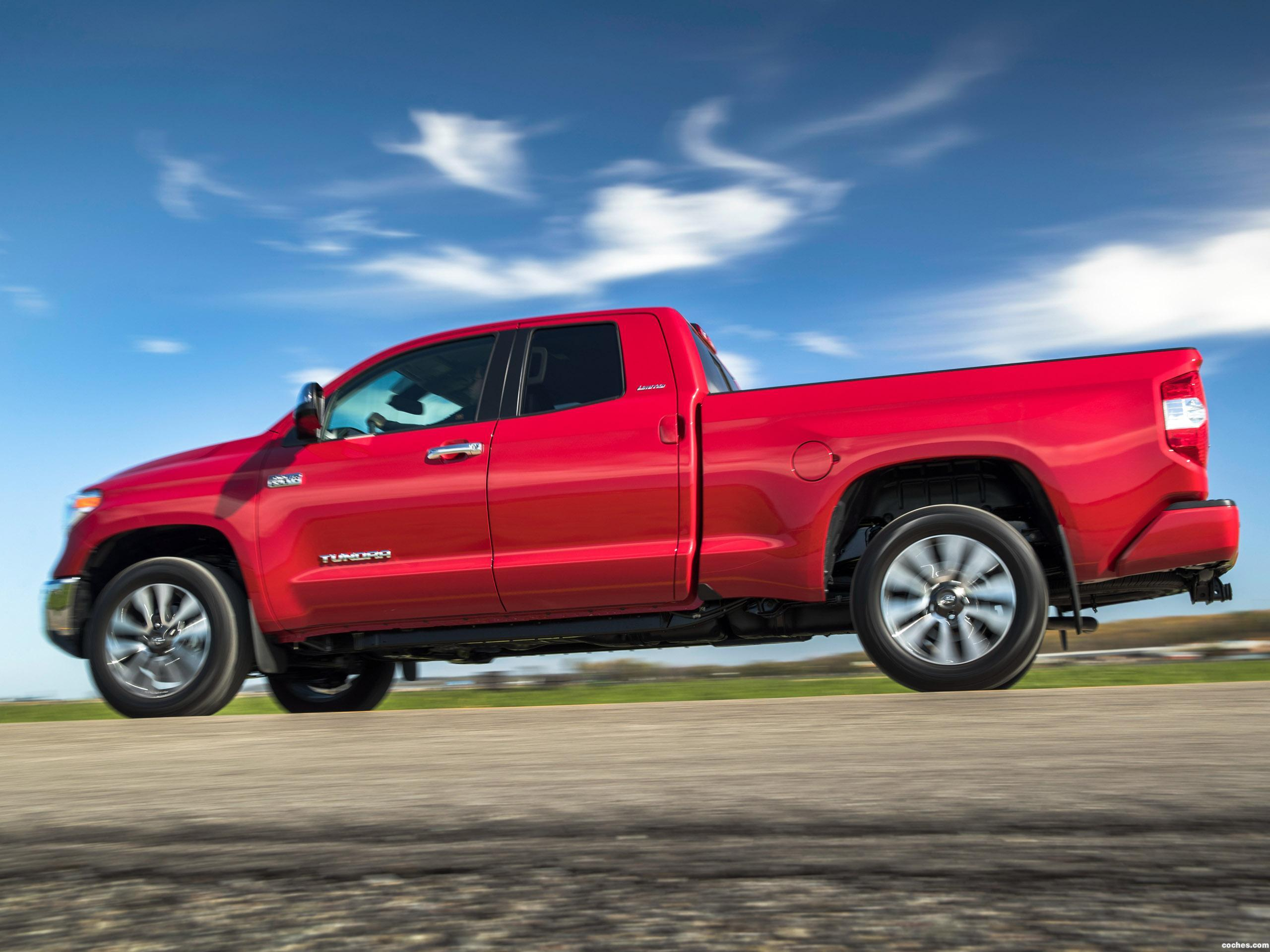 Foto 7 de Toyota Tundra Limited Double Cab  2017