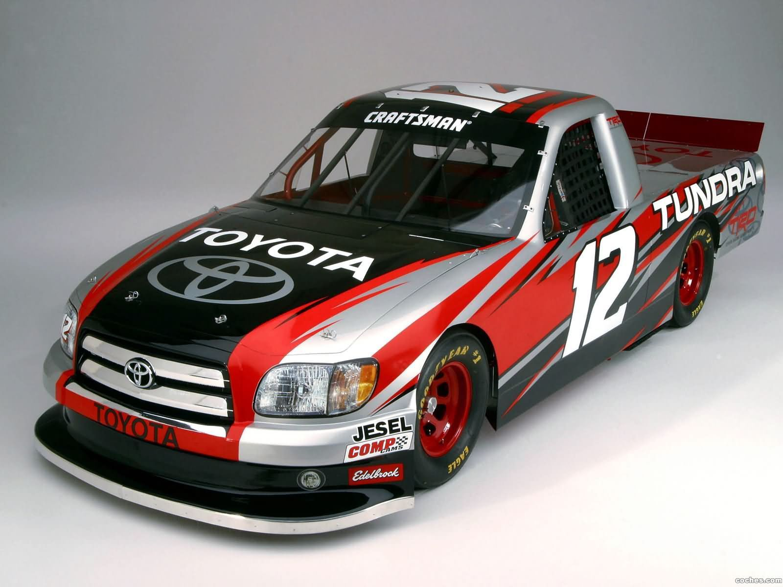 Foto 0 de Toyota Tundra NASCAR 2004