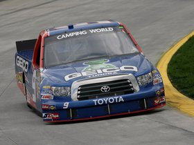 Ver foto 11 de Toyota Tundra Nascar Camping World Series Truck 2009