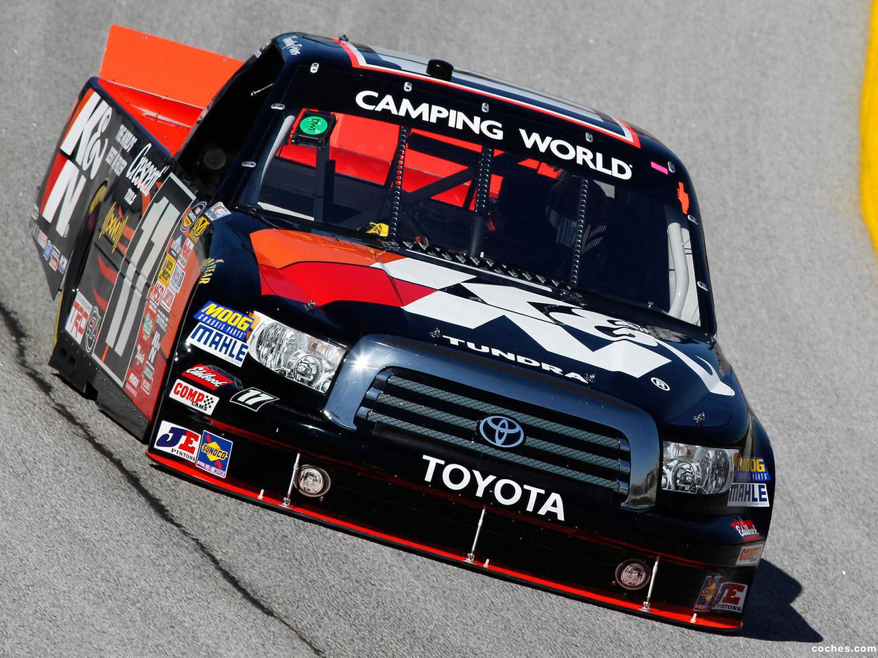 Foto 9 de Toyota Tundra Nascar Camping World Series Truck 2009