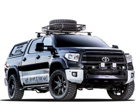 Fotos de Toyota Tundra Tim Love Edition Concept 2014