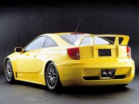 Ver foto 2 de Toyota Ultimate Celica Concept 2000