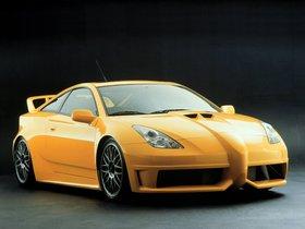 Ver foto 1 de Toyota Ultimate Celica Concept 2000