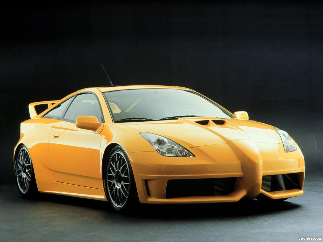 Foto 0 de Toyota Ultimate Celica Concept 2000