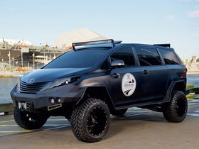 Ver foto 1 de Toyota Ultimate Utility Vehicle  2015