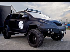 Ver foto 8 de Toyota Ultimate Utility Vehicle  2015