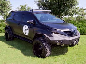 Ver foto 6 de Toyota Ultimate Utility Vehicle  2015