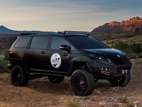 Ver foto 4 de Toyota Ultimate Utility Vehicle  2015
