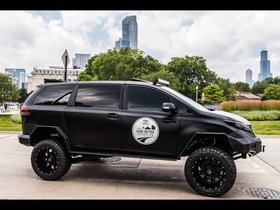 Ver foto 3 de Toyota Ultimate Utility Vehicle  2015