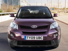 Ver foto 4 de Toyota Urban Cruiser UK 2009