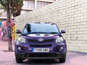 Ver foto 3 de Toyota Urban Cruiser UK 2009