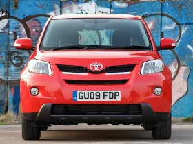 Ver foto 20 de Toyota Urban Cruiser UK 2009