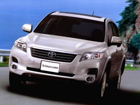 Ver foto 1 de Toyota Vanguard 2007