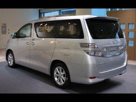 Ver foto 5 de Toyota Vellfire 2008