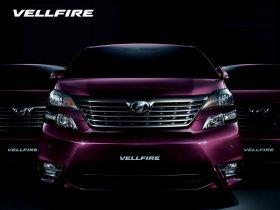 Ver foto 2 de Toyota Vellfire 2008