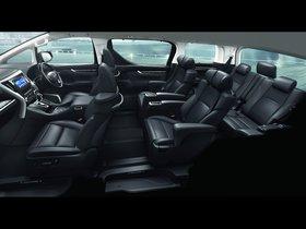 Ver foto 6 de Toyota Vellfire  2015